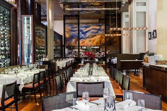 Hilton Sydney : Restaurant
