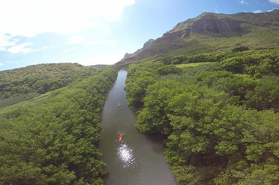 Hidden Valley Falls Kayak and Kauai...