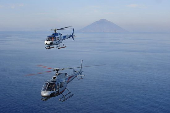 20-Minute Mt Etna Private Helicopter...