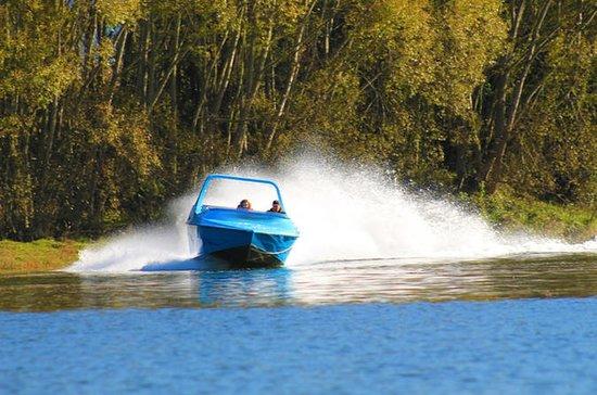 Private Marlborough Jet-Boat Ride...