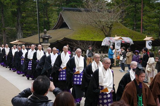 Private Mt. Koya Day Trip with a Professional Photographer from Osaka...