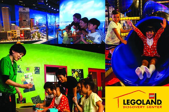Entrance Ticket to LEGOLAND Discovery...