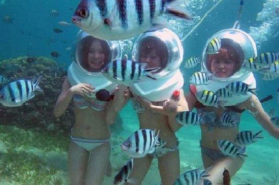 Forfait nautique Bali Sea Walker avec...