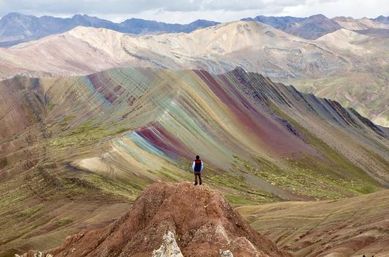 Tres Rainbows 1-Day Tour from Cusco...