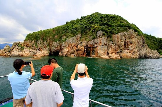 Geopark Boat Tour: Sai Kung Islands