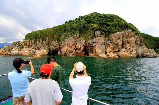 Geopark-Bootstour: Sai Kung Islands
