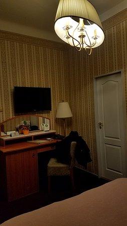 Hotel Salvator: Classic design