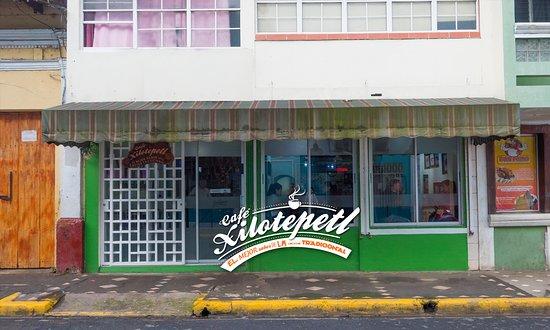 Jinotepe, Nicaragua: Nuestro local