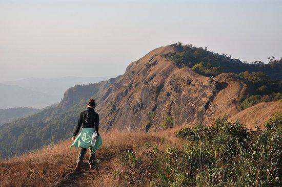 Omkoi, Thaïlande: ระหว่างทางกลับจากผาหัวสิงห์