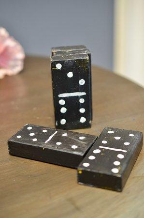 Elmhurst Art Museum: dominos