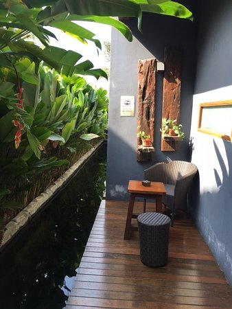 Relaxing boutique hotels