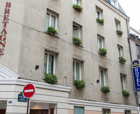 Best western bretagne montparnasse paris france hotel for Ideal hotel montparnasse