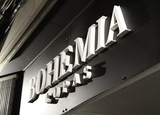 Lucena, İspanya: Exterior Bohemia Copas