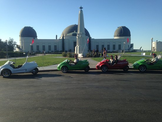 Burbank, CA: Explore the Griffith Observatory!