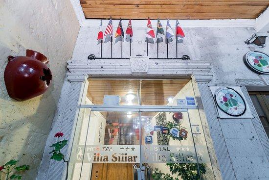 Villa Sillar Foto