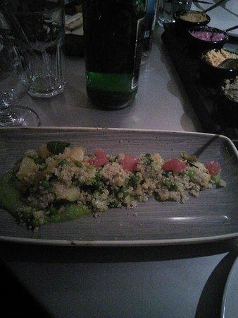 Ambar: Quinoa salad