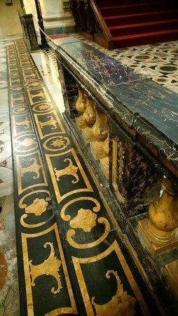 Duomo di Siracusa: interno