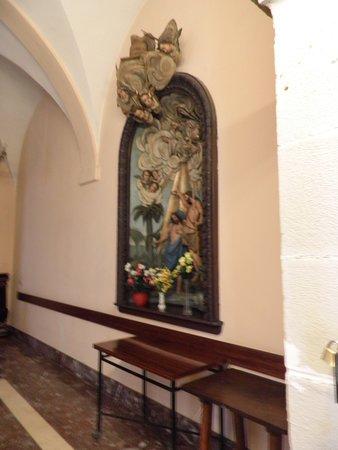 Iglesia de San Nicolas : Алтарь
