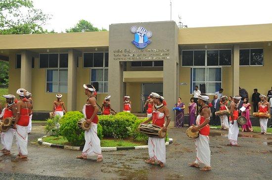 Padukka, Sri Lanka: Opening event