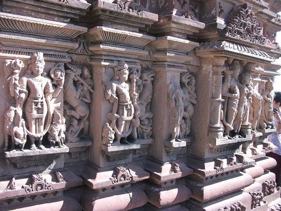 Osian, Indien: The carvings