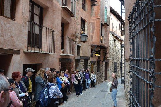 Andador Visitas Guiadas Albarracin