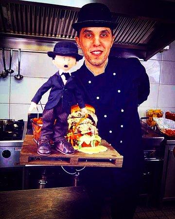 Ginsheim-Gustavsburg, Tyskland: Homemade Burger vom amerikanischen Angus (Nebraska) Jetzt Neu und für kurze Zeit!!! (Abbildung i