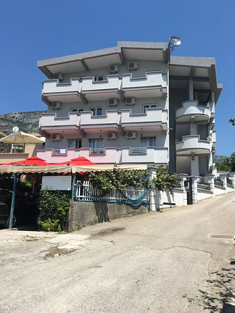 Susanj, Montenegro: Hotel