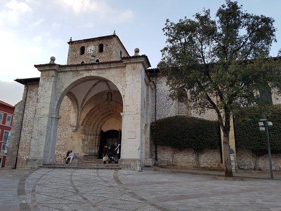 Iglesia De Santa Maria Del Conceyu