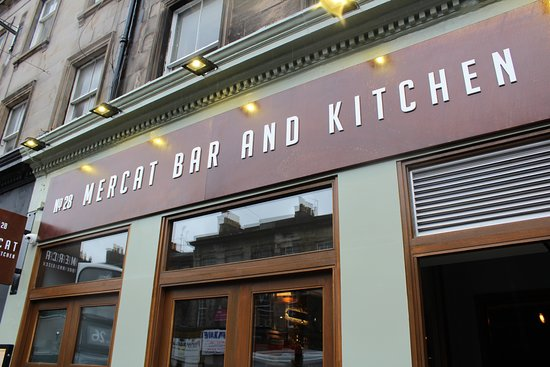 Mercat Bar And Kitchen Edinburgh