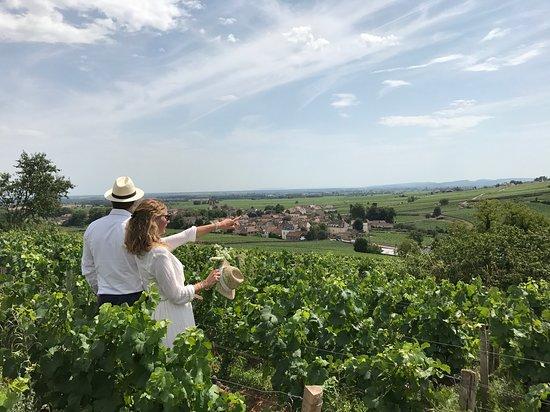 A La Française! - Burgundy