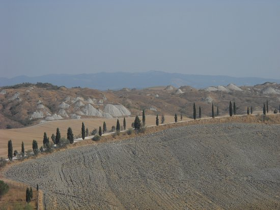 Province of Siena, Italy: South of Siena