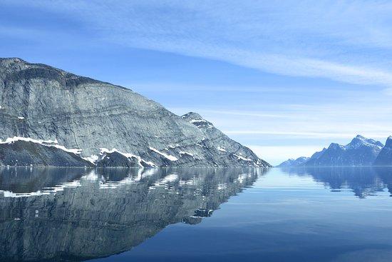 Nuuk Water Taxi: Deep Fiord