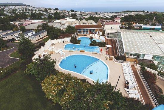 Devon Cliffs Holiday Park Haven Updated 2018 Campground Reviews Price Comparison Exmouth