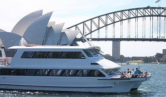 Sydney Supercat Cruises