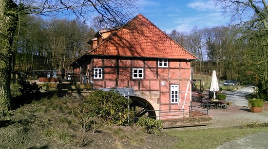 Bruchhausen-Vilsen, Deutschland: Klostermühle