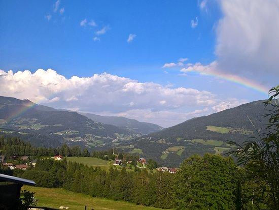 Afritz, Αυστρία: Aussicht