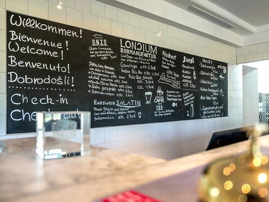 Afritz, Austria: Lokal/Bar