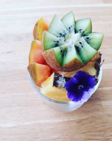 Valby, Danimarka: Bowl of Exotic Fruit