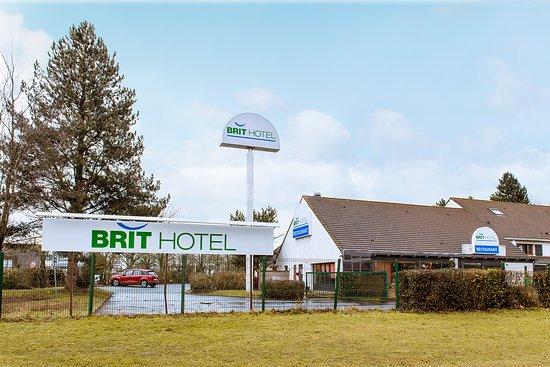 Brit Hotel Caen Nord Memorial Voir Les Tarifs 163 Avis Et 66 Photos