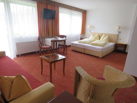 Piesendorf, Austria: Familienzimmer