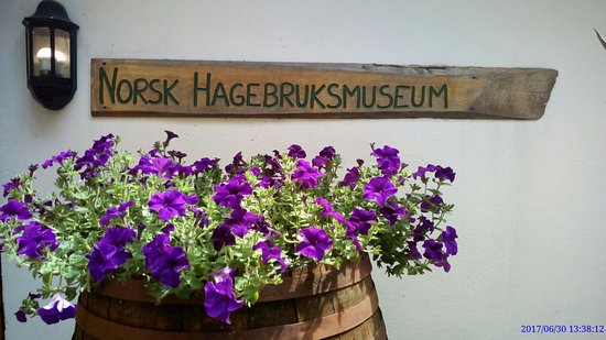 ‪Norwegian Museum of Horticulture‬