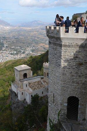 Torretta Pepoli: Gran bel panorama...