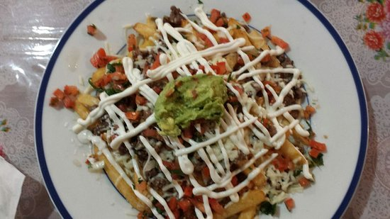 Dearborn Heights, Μίσιγκαν: Oh my goodness, the carne asada fries.  Mana from heaven!