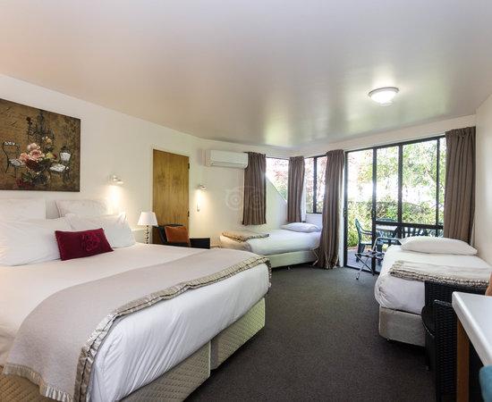 Melbourne Lodge, hôtels à Queenstown