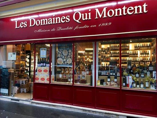 22, rue Cardinet Paris 17ème - Picture of Les Domaines Qui Montent ...