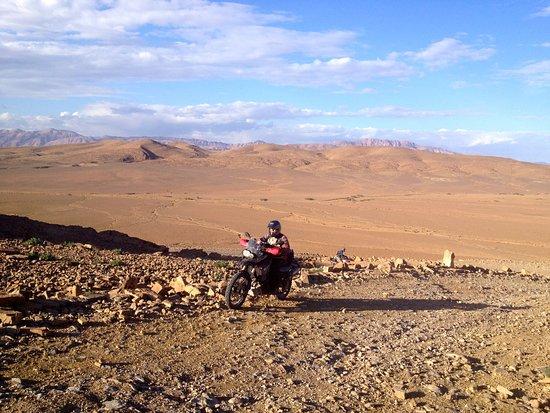Ramlia, Morocco: Aan de grens met Algerije