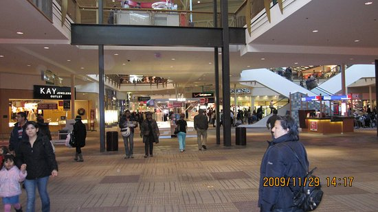 The entrance to jersey gardens picture of the mills at - Michael kors jersey gardens mall ...
