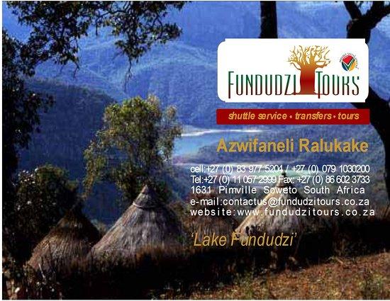 Soweto, แอฟริกาใต้: Fundudzi Tours logo