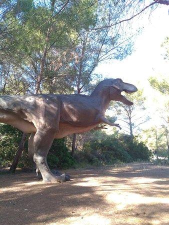 Musee - Parc des Dinosaures 사진
