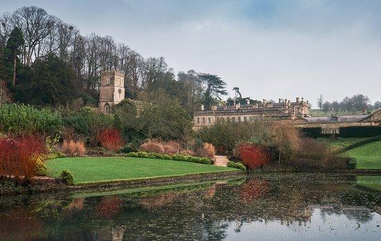 Dyrham Park: The West Garden at Dyrham Park